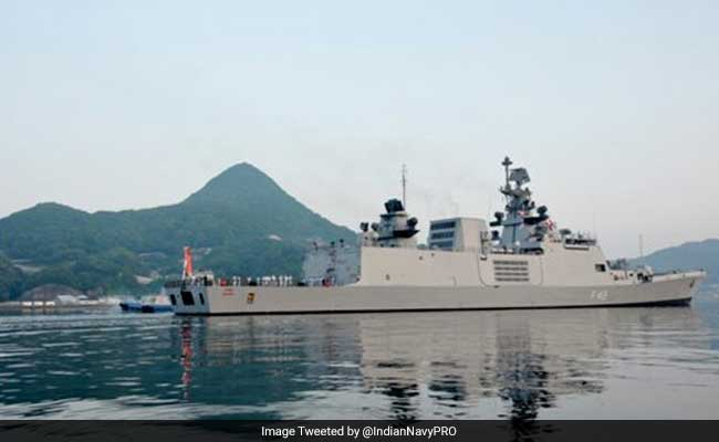 """India-Japan-US Military Ties,Malabar Exercise,South China Sea"