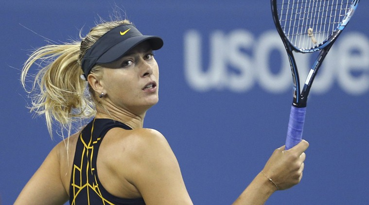 Maria Sharapova,Tennis,Sport, tennis star