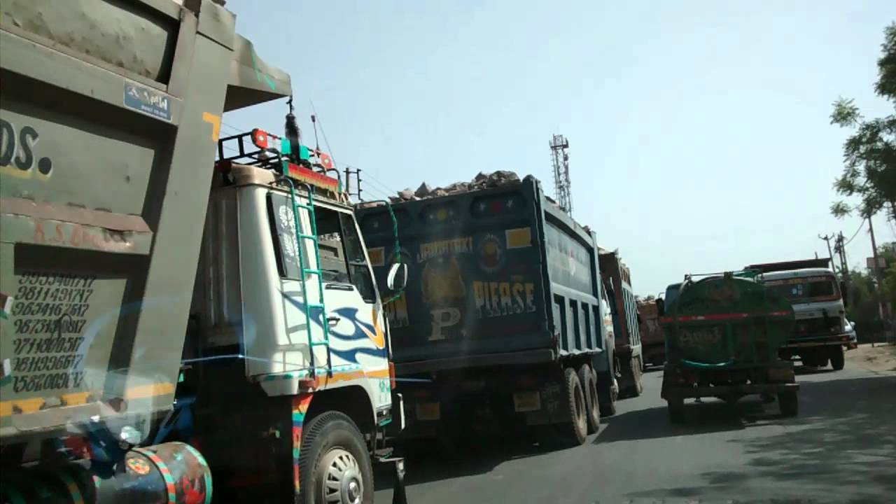 overloading and Illegal mining in UP, Up Government, Akhilesh yadav