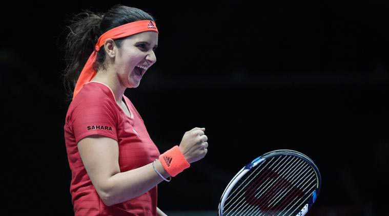 french open 2016, french open, sania mirza french open, french open sania, leander paes, martina hingis, mixed doubles french open, sports