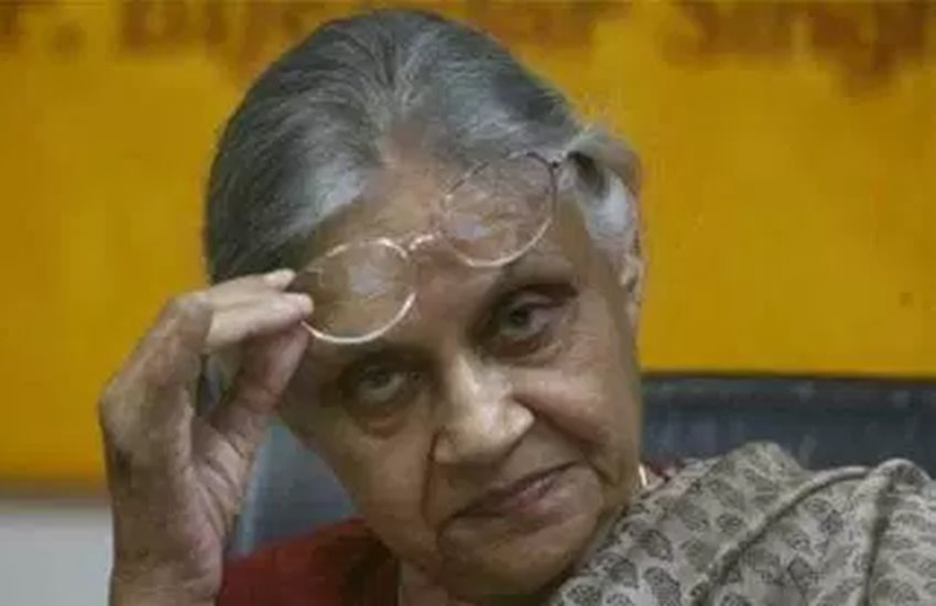 Sheila Dikshit, sheela Dikshit, Sheila Dikshit son in law,