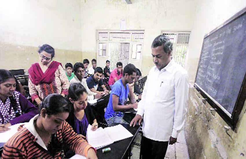 ramesh dave, article, column, jansatta ravivari stambh, teachers, student, change, education system