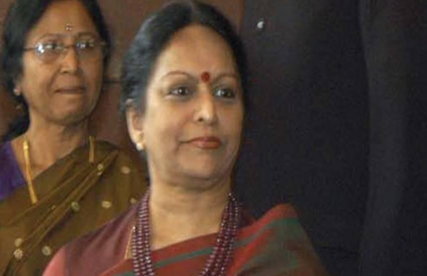 Saradha scam, P Chidambaram, Nalini Chidambaram