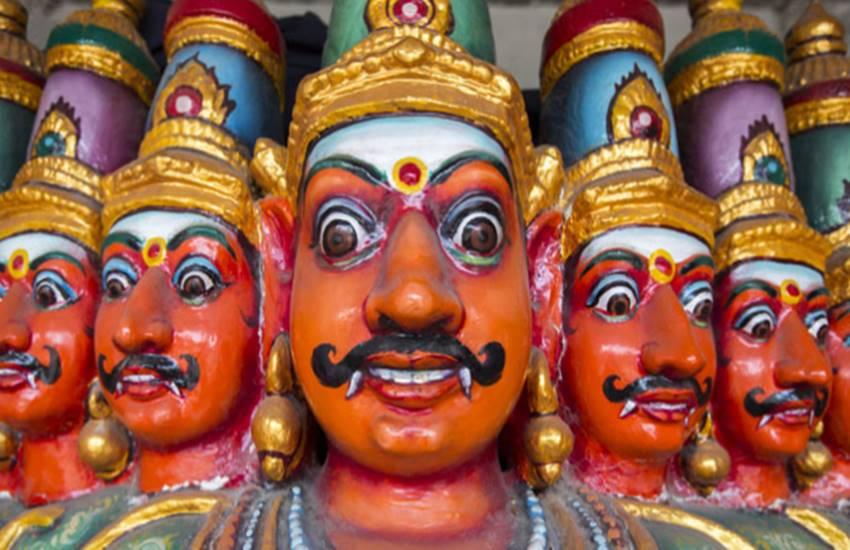 Ravana, Ravana baba, Ravana Baba Worship, Ravana Baba puja, Ravana Baba place, Ravana Baba news, Ravana Baba in india, Ravana Baba in navratri, religion news