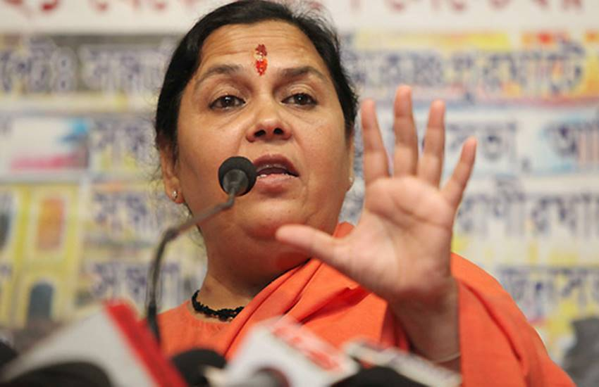 Uma Bharti, Mogli, Uma Bharti Statement, Uma Bharti says, Uma Bharti in Ujjain, Indian Politics, Mogli of Indian Politics, She is Mogli, Mogli in Ujjain, Union Minister, Union Minister Uma Bharti, State news