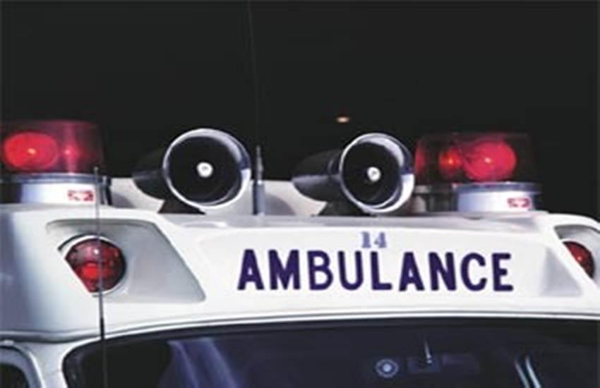 Ambulance, Road Accident, Haryana, emergency number, CBI
