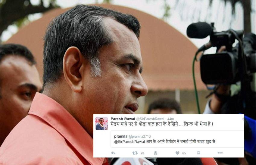 Paresh Rawal, disability pension issue, jansatta, india news