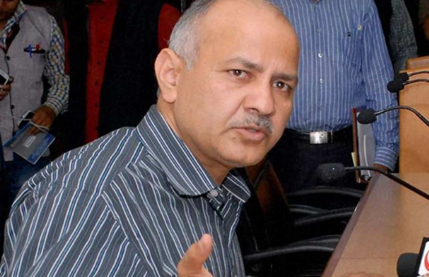 Manish Sisodia, Manish Sisodia comment, Manish Sisodia remark, Government Employees Union, Government Employees Union reaction, Insensitive And Malignant, Insensitive And Malignant remarks, state news