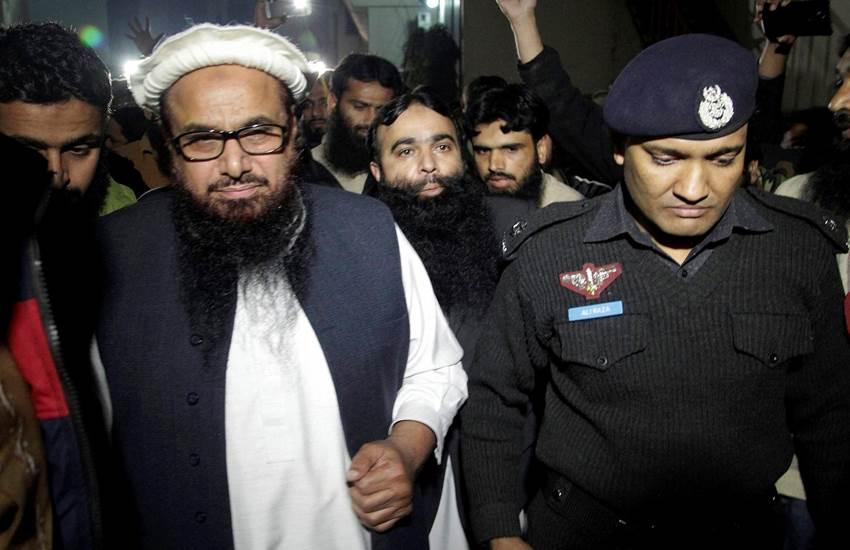 Manish Tewari news, Manish Tewari latest news, Pakistan Manish Tewari, Hafiz Saeed news, Hafiz Saeed latest news