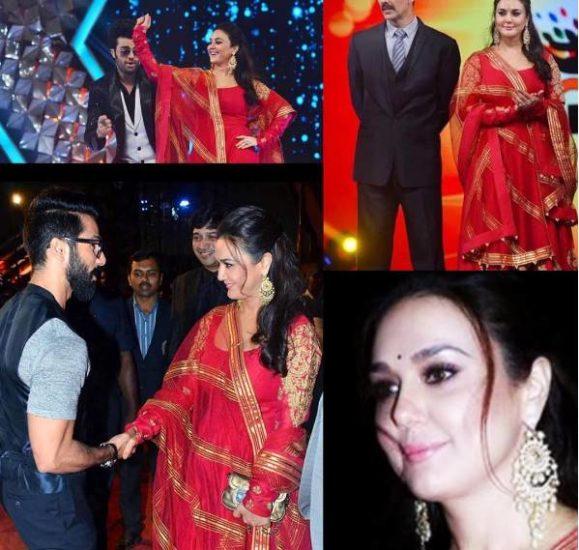 umnag 2017, Mumbai Police, Actress Preity Zindta, latest pics preity Zinta, umang mumbai police 2017, pictures, umang pics