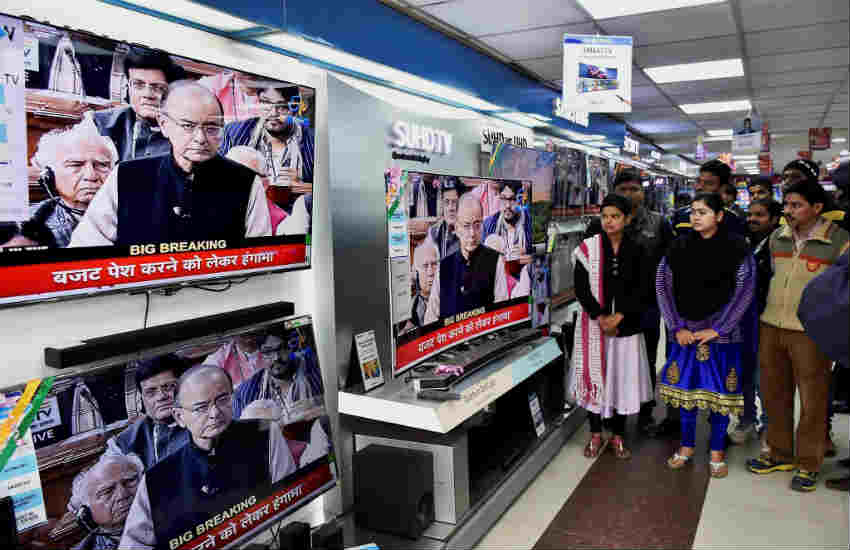 यूनियन बजट 2017: बुनियादी ढांचा क्षेत्र के लिए ₹3.96 लाख करोड़ का रिकॉर्ड आबंटन
