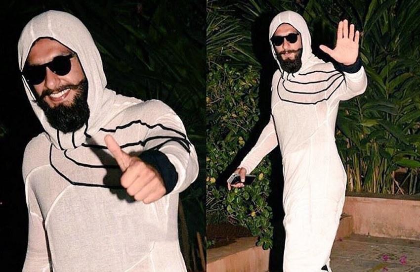 Ranveer Singh, Jokes, Twitter, Dress, Outfit, Ranveer Singh in Shahid Kapoor Party, Bollywood news in Hindi, Entertainment news in Hindi