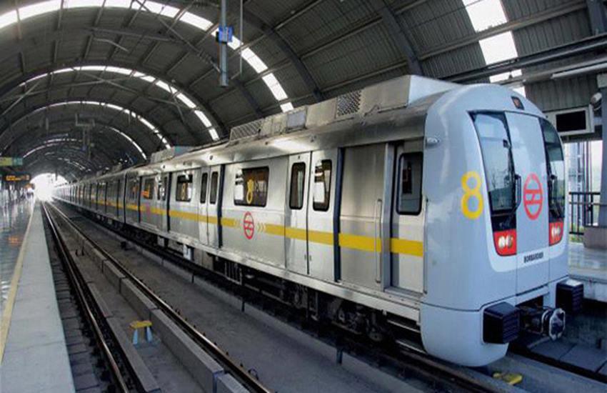 delhi metro, delhi metro money, delhi metro cash less,smart card in delhi metro, non refundable, from 1 april, jansatta, jansatta online, news hindi, news online