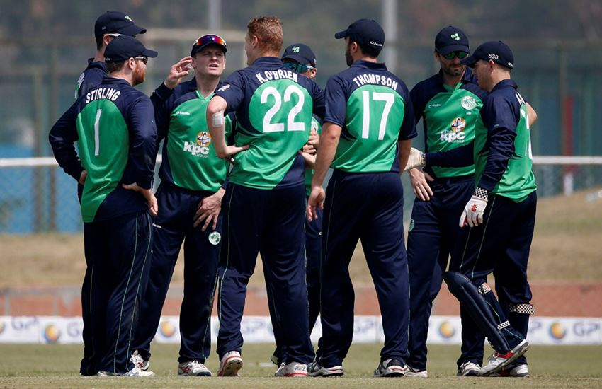 Afghanistan vs Ireland 1st ODI day