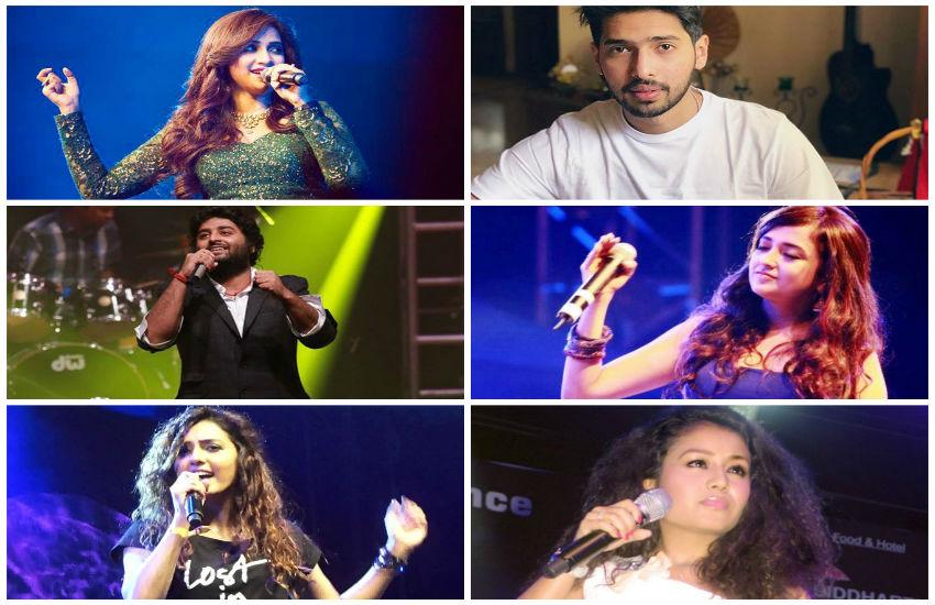 arijit singh, armaan malik, neha kakkar, monali thakur, neeti mohan, paavni pandey, Antara Mitra, mohammad irfan ali, shreya ghoshal, sunidhi chauhan, indian, singing, reality tv show, reality show, singers, play back singers, sa re ga ma pa, indian idol, latest news, LV Revanth, Indian Idol