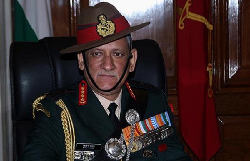 Indian Army Chief, Bipin Rawat