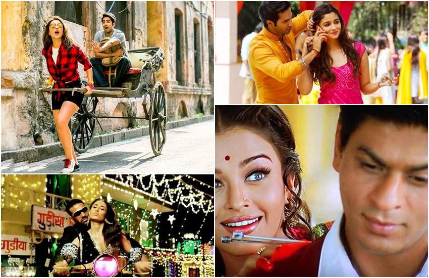 Humpty Sharma Ki Dulhania, Prem Ratan Dhan Paayo, Meri Pyaari Bindu, Teri Meri Kahaani, Shah Rukh Khan, devdas, tashan,