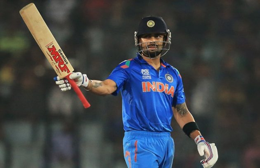 Indian, cricket, team, caption, Virat Kohli, renews, deal, MRF, Rs 100 crore, 8 years, india