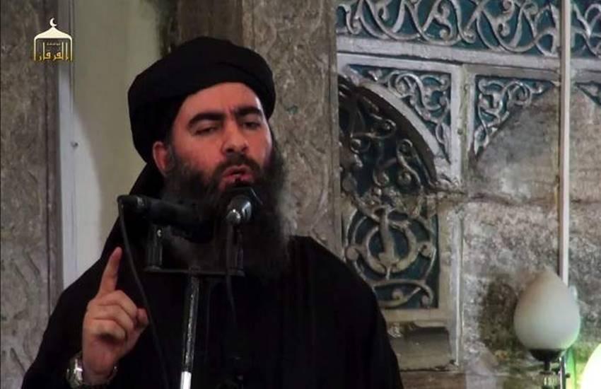 ISchief Abu Bakr al-Baghdadi, Abu Bakr al-Baghdadi is dead