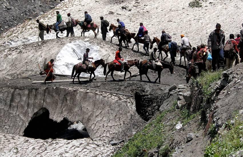 Amarnath, Amarnath Yatra, Jammu Kashmir, terrorist, terrorist attack, Kashmir, Jammu Kashmir, BJP, RSS, Hindi news, News in hindi, Jansatta
