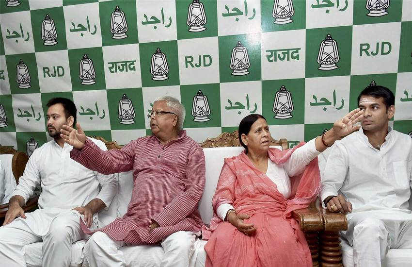 Lalu yadav, Lalu prasad yadav, RJD chief Lalu yadav, Benami property, Lalu's Delhi property, Tej pratap yadav, Tejashwi yadav, Chanda yadav, Corruption charges on Lalu yadav, Lalu property in New delhi, Lalu family owns a building in new delhi, Misa bharti, Hindi news, Bihar news, Delhi news, Bihar news, Jansatta news