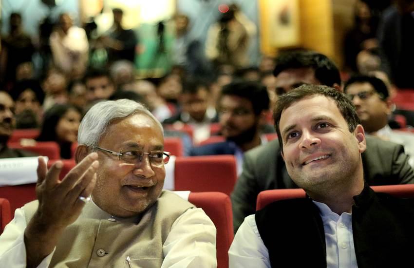 Nitish Kumar, Amit shah, Ram vilas paswan, BJP JDU alliance, LJP, Lalu yadav, RJD JDU Congress alliance, Mahagathbandhan, Lalu corruption, Tejashwi yadav, Rahul gandhi, Hindi news, Political news, Delhi news, Jansatta