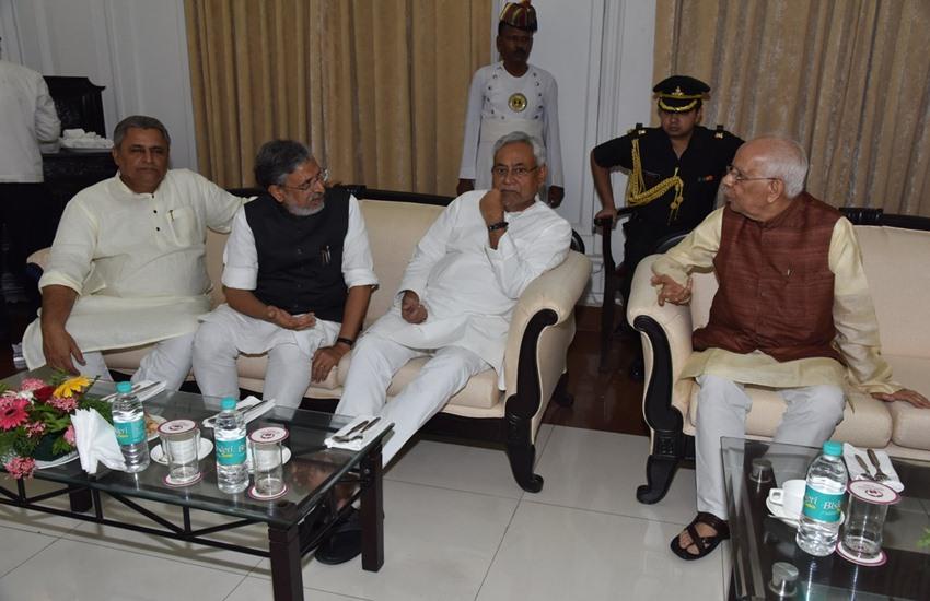 Nitish kumar, Bihar CM Nitish kumar, BJP MLA, BJP MLA, BJP MLA Rana Randhir singh, RANA RANDHIR, MADHUBAN EAST CHAMPARAN, Nitish cabinet, Nitish cabinet expansion, Bihar news, Patna news, Hindi news