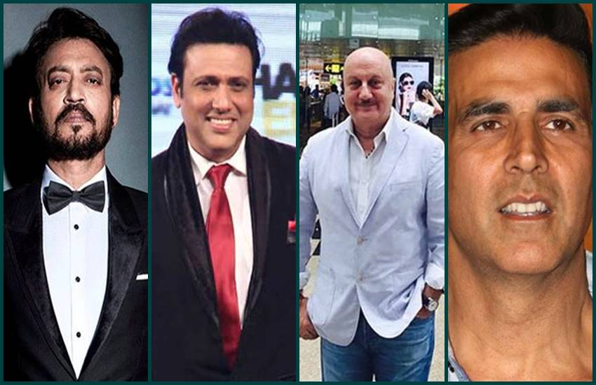 bollywood stars struggle story, bollywood stars and their struggle, struggle time of bollywood actors, struggling days of bollywood stars, shahrukh khan struggle story, irfan khan, govinda struggle, entertainment news