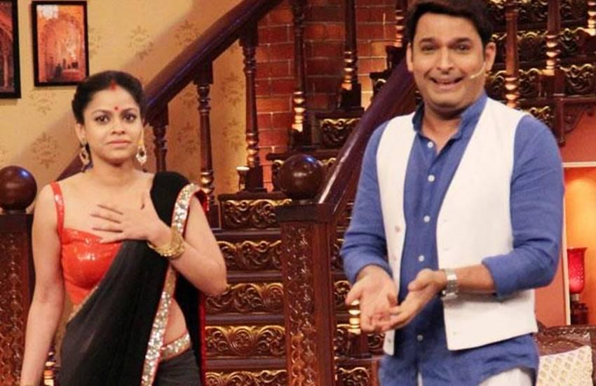 The Kapil Sharma Show, Comedian Sumona Chakravarti, Drama Company, Sumona Chakravarti New Update, Sumona Chakravarti with Kapil Sharma, Sumona Chakravarti New Show