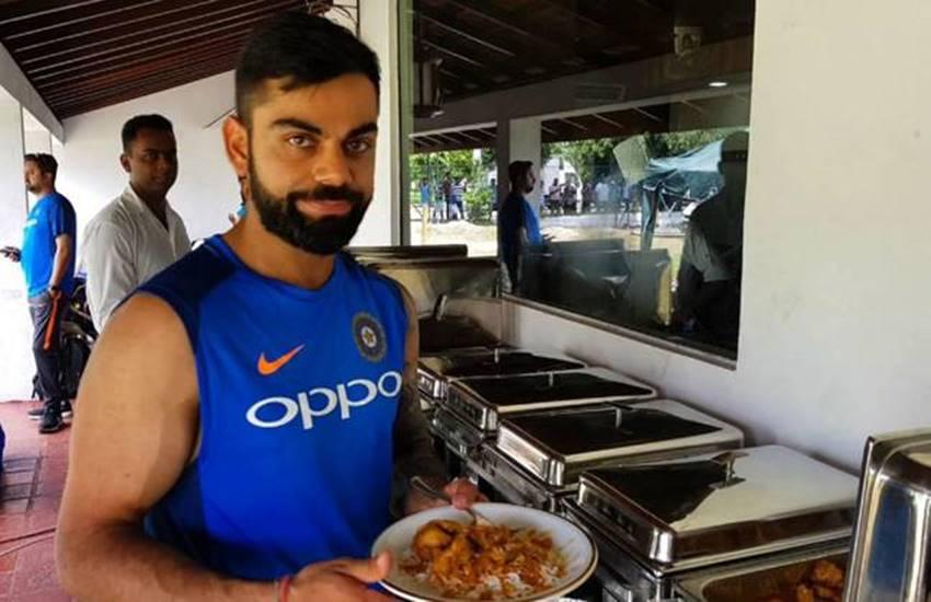 india vs sri lanka, Chicken curry and rice, Virat Kohli, post-practice diet, Sri Lanka, Chicken curry, rice