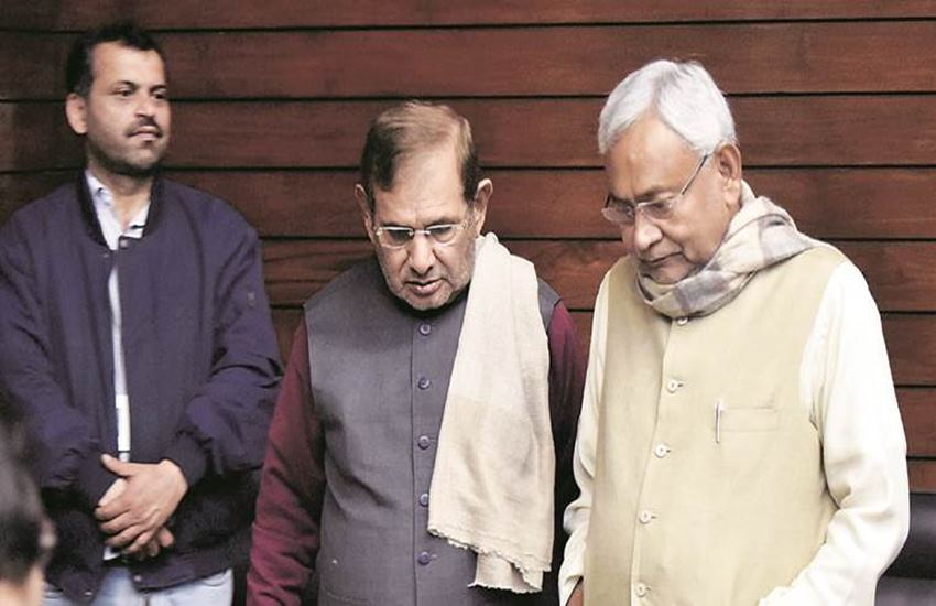 jdu, jdu national executive meet, jdu national executive meet in patna, jdu president nitish kumar, bihar cm nitish kumar, nitish kumar, sharad yadav, sharad yadav faction of jdu, ali anwar, bjp, amit shah, bihar news, patna news, hindi news, jansatta