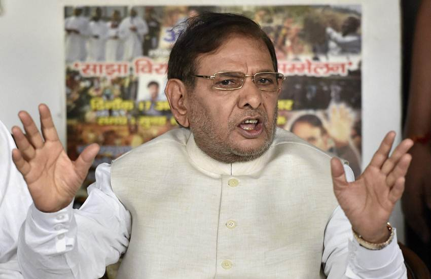 Sharad yadav, jdu leader Sharad yadav, Nitish kumar, JDU, साझा विरासत, Rahul gandhi, Manmohan singh, Akhilesh yadav, Delhi news, patna news, Hindi news, Latest news, India news, Jansatta