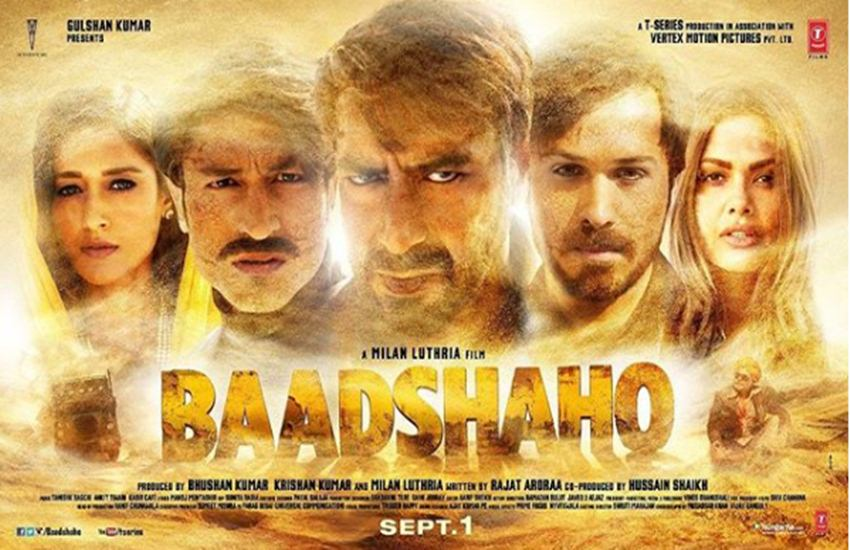 Baadshaho, Baadshaho Box Office Collection, Baadshaho Collection, Baadshaho Total Collection, Box Office Collection,