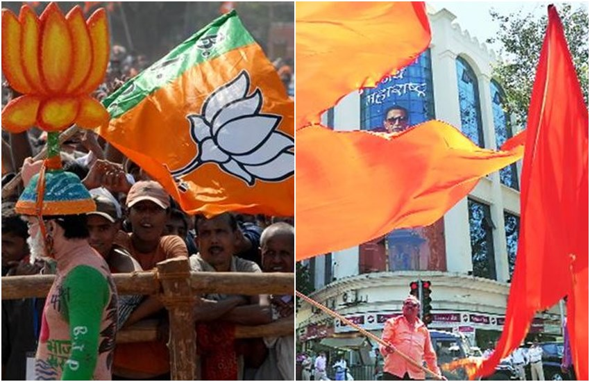 Shiv Sena, Shiv Sena Attacks, Shiv Sena Attacks on BJP, Power and Money, Suppress the Voices of the Opposition, Voices of the Opposition, samna, samna Latest, samna Attacks, National News, Jansat