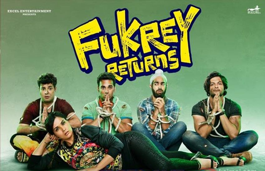 Fukrey Returns, Richa Chadha, Pulkit Samrat