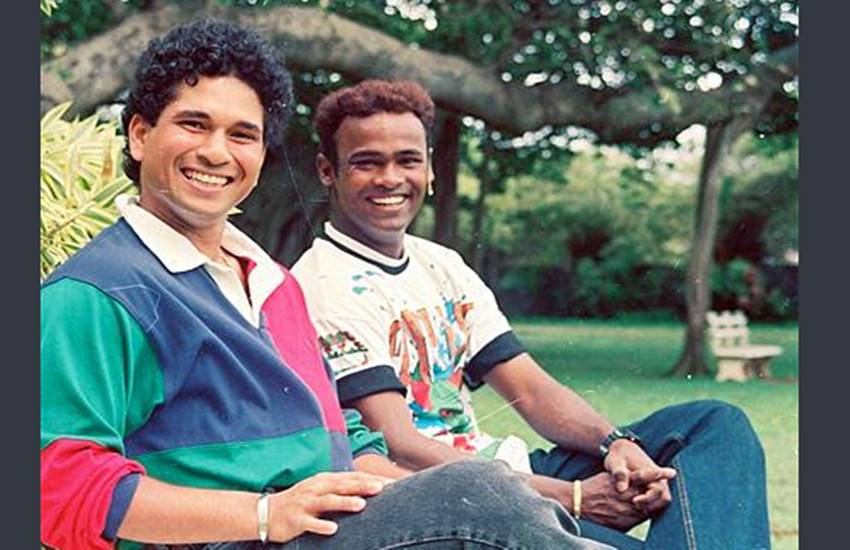 Facts, indian cricketer Vinod Kambli Test match average is better than his childhood friend Sachin Tendulkar, indian cricketer Vinod Kambli Test match average , Vinod Kambli, Vinod Kambli and Sachin Tendulkar, indian cricketer, cricket, sports news, cricket Facts