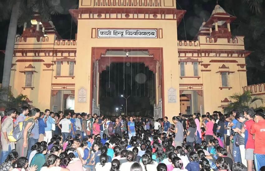Banaras Hindu University, BHU, Royana Singh, chief proctor, BHU chief proctor, india news, jansatta