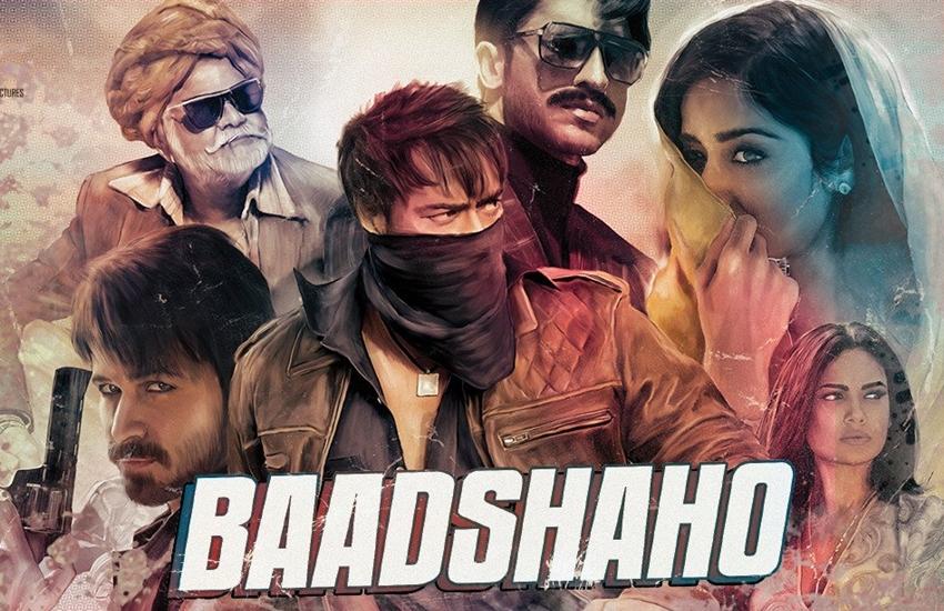 Baadshaho, Baadshaho Collection, Baadshaho Box Office collection, Baadshaho Movie, Baadshaho Box Office, Baadshaho Total Collection, Ajay Devgn, Ajay Devgn