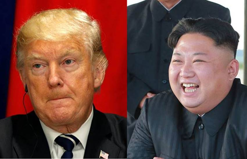Donald Trump, North Korea, North Korea Described Donald Trump, Donald Trump Mentally Retarded, Donald Trump and North Korea, North Korea on US President, Mentally Retarded Level, International news