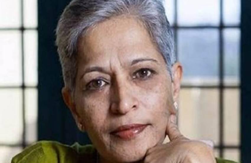 naxal involvement in gauri lankesh murder, Naxal Leader Vikram Gowda Killed Gauri Lankesh, naxal leader vikram Gowda, Andhra pradesh police, banglore police, chhattisgarh police, hindi news, Karnataka police, sit, jansatta