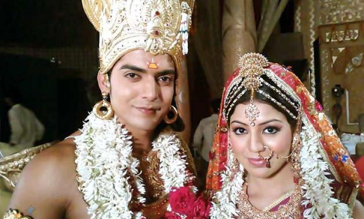 debina and gurmeet as ram sita, TV actress Debina Bonnerjee, Bikini Look Ramayan Sita, Debina Bonnerjee in Bikini, Debina Bonnerjee in sexy bikini , Imagine Tv Sita In bikini Look