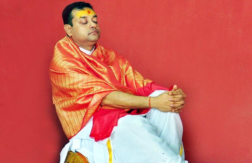 Sambit patra, BJP, BJP spokesperson Sambit patra, Sonia gandhi, congress, congress leader Sanjay jha, exit poll, Gujarat assembly election 2017, Hindi news, Latest hindi news, Jansatta