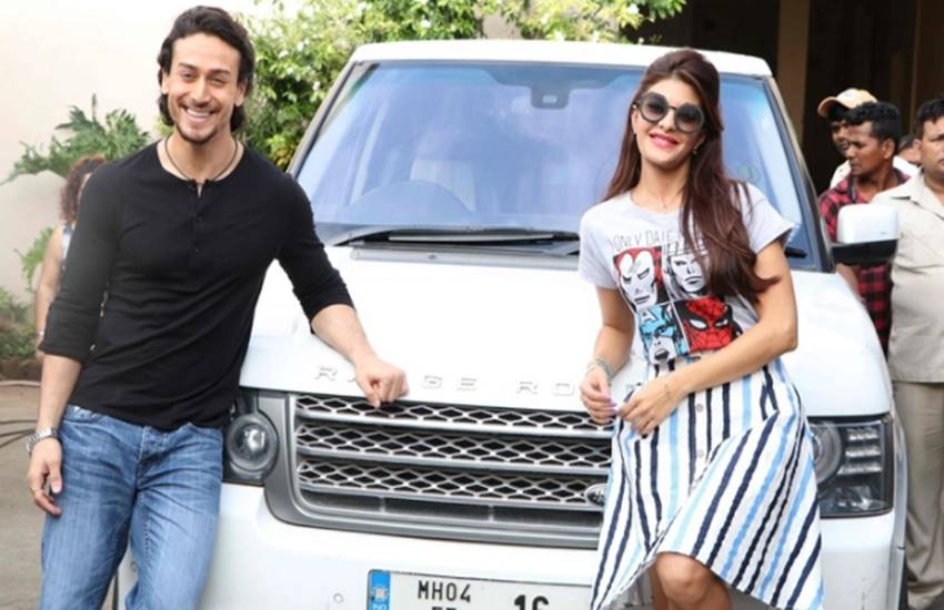 Jacqueline Fernandez, pictures of Tiger Shroff, bollywood news, television news, entertainment news in hindi