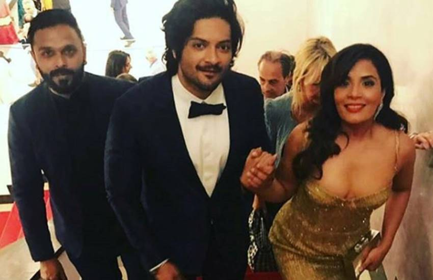 Richa Chadha, Ali Fazal, Richa Chadha and Fazal relationship Fazal confirms happy with richa, Richa Chadha, Ali Fazal, Richa Chadha and Fazal relationship Fazal confirms happy with richa, fukrey actors, fukrey film, bollywood news, bollywood news, entertainment news, bollywood updates, bollywood updates, bollywood updates in hindi