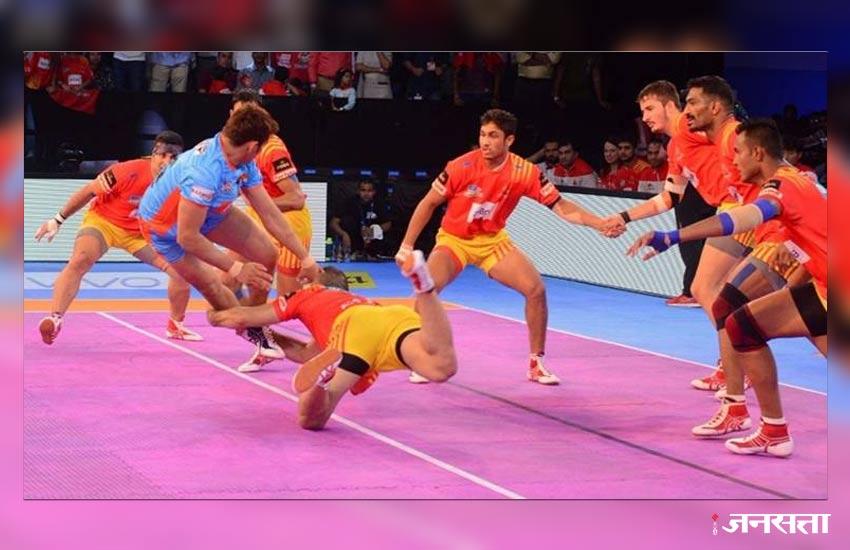 Gujarat Fortunegiants vs Bengal Warriors