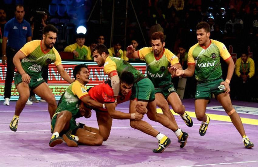 Patna Pirates vs Bengaluru Bulls