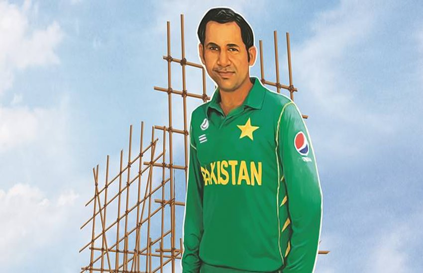Sarfraz Ahmed, Sarfraz Ahmed Claims, Pakistan Cricket Team, Pakistan Cricket Team Captain Sarfraz Ahmed, Sarfraz Ahmed Statement, Bowling Attack, Best Bowling Attack, Best Bowling Attack in World, Bowling Attack is Best, Cricket News, Jansatta