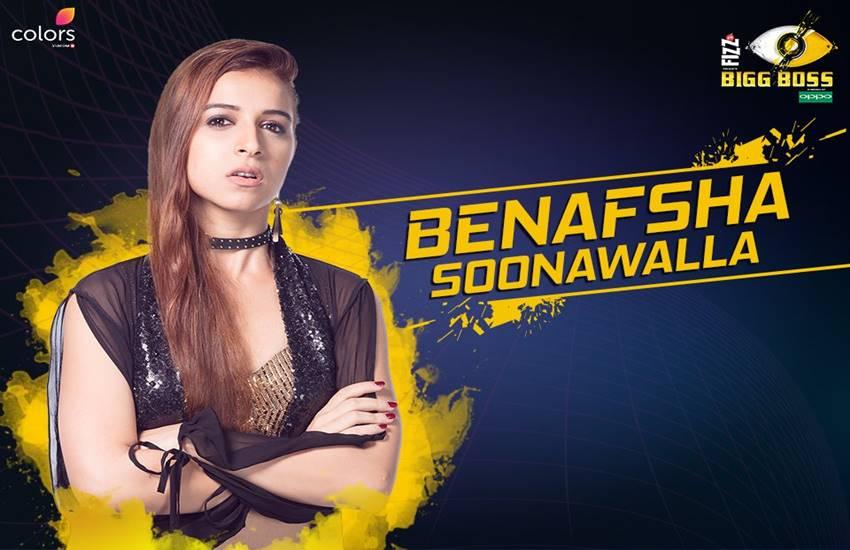 बेनअफशा सोनावालाः एमटीवी पर वीडियो जॉकी के तौर पर करियर शुरू करने वालीं बेनअफशा जाने-माने रिएलिटी शो रोडीज़ एक्स-4 सीजन में भी दिखी थीं। शो में उनका बेहद स्टाइल सेंस उन्हें सबसे जुदा बनाता था। फिलहाल वह तब के को-कंटेस्टेंट वरुण सूद के साथ डेटिंग कर रही हैं।