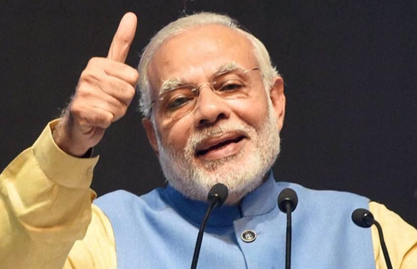 Prime Minister Narendra Modi, road connectivity, Narendra Modi, PM Gram Sadak Yojana, Modi, infrastructure, loksabha election 2019, india news, national news, jansatta