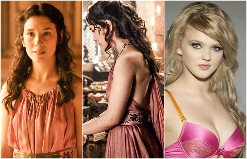 Game of Thrones, Porn Stars Worked in GoT, Porn Actors, Sibel Kekilli, Sahara Knite, Aeryn Walker, Maisie Dee, Samantha Bentley, Jessica Jensen, Game of Thrones Porn Stars